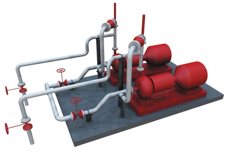 водокольцевые вакуумные насосы